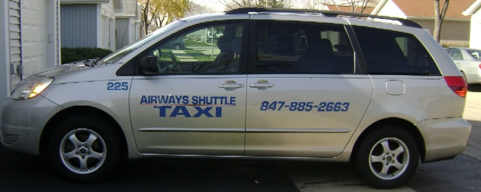 Lake Charles Toyota >> Airways Shuttle Taxi - (847) 877-1017 - Taxi Service, Airport Transportation